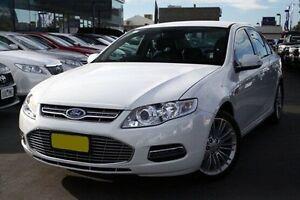 2014 Ford Falcon White Sports Automatic Sedan Frankston Frankston Area Preview