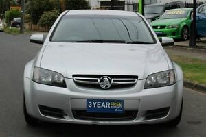 2009 Holden Commodore VE MY09.5 International Silver 4 Speed Automatic Sedan West Footscray Maribyrnong Area Preview