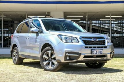2017 Subaru Forester S4 MY18 2.5i-L CVT AWD Silver 6 Speed Constant Variable Wagon Victoria Park Victoria Park Area Preview
