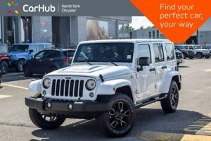 2018 Jeep Wrangler JK Unlimited Sahara|LED,DualTop,Connect.Pkgs|