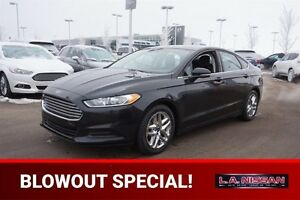 2015 Ford Fusion SE SPECIAL EDITION Back-up Cam,  Bluetooth,  A/