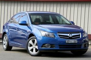 2009 Holden Cruze JG CDX Blue 6 Speed Automatic Sedan Homebush Strathfield Area Preview