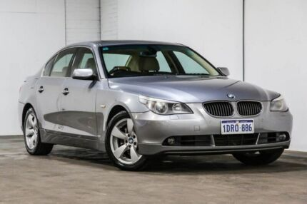 2006 BMW 530D E60 Steptronic Grey 6 Speed Sports Automatic Sedan Welshpool Canning Area Preview