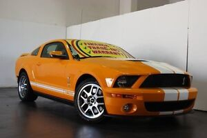 2015 Ford Mustang FM Fastback GT 5.0 V8 Orange 6 Speed Manual Coupe Underwood Logan Area Preview