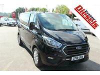 2018 Ford Custom 2.0 EBL 130 300 SWB Limited Panel Van Diesel Manual