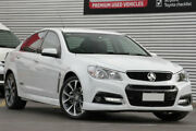 2013 Holden Commodore VF MY14 SS V White 6 Speed Sports Automatic Sedan Adelaide CBD Adelaide City Preview