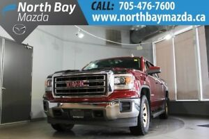 2015 GMC Sierra SLE 4X4 with Crew Cab, Two Sets of Rims and Tire