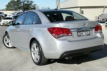 2015 Holden Cruze JH Series II MY15 SRi-V Silver 6 Speed Sports Automatic Sedan Pennant Hills Hornsby Area Preview