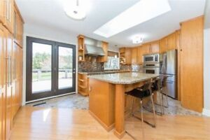 For Sale Rarely Offered 3 + 1 Bedroom Home