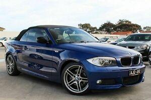 2012 BMW 120I E88 LCI MY0312 Steptronic Blue 6 Speed Sports Automatic Convertible Craigieburn Hume Area Preview