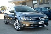 2013 Volkswagen Passat Type 3C MY13 125TDI DSG Highline Grey 6 Speed Sports Automatic Dual Clutch Hillcrest Port Adelaide Area Preview