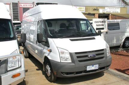 2010 Ford Transit FREEZER VAN JUMBO 6 Speed Manual Van Carrum Downs Frankston Area Preview