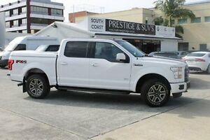 2015 Ford F150 White Automatic Utility Tweed Heads Tweed Heads Area Preview