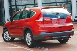 2014 Honda CR-V RM MY14 DTi-S 4WD Red 5 Speed Automatic Wagon Myaree Melville Area Preview