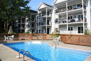Condo ski in ski out - Mont Sutton - A vendre