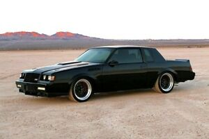 Looking for a buick grand national