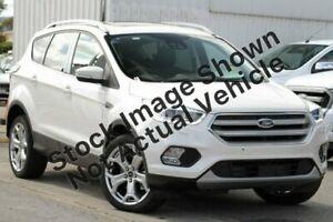 2017 Ford Escape ZG Titanium AWD White 6 Speed Sports Automatic Wagon Bundoora Banyule Area Preview