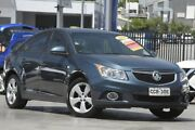 2014 Holden Cruze JH Series II MY14 Equipe Grey 6 Speed Sports Automatic Sedan Penrith Penrith Area Preview