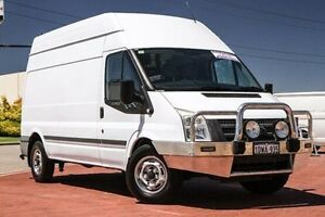 2012 Ford Transit VM 350 High Roof LWB White 6 Speed Manual Van Spearwood Cockburn Area Preview