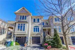 Stunning Freehold Executive Town Home.