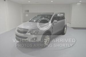 2014 Holden Captiva CG MY14 5 LT Silver 6 Speed Sports Automatic Wagon Kings Meadows Launceston Area Preview