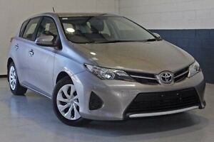 2014 Toyota Corolla ZRE182R Ascent S-CVT Bronze 7 Speed Constant Variable Hatchback Hillcrest Port Adelaide Area Preview