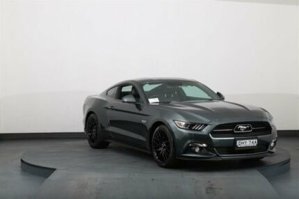 2016 Ford Mustang FM Fastback GT 5.0 V8 Grey 6 Speed Manual Coupe