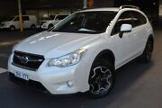 2013 Subaru XV G4X MY13 2.0i Lineartronic AWD White 6 Speed Constant Variable Wagon Hoppers Crossing Wyndham Area Preview