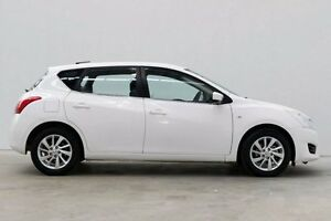 2015 Nissan Pulsar C12 Series 2 ST Polar White 1 Speed Constant Variable Hatchback Seven Hills Blacktown Area Preview