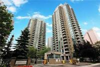 1 bedroom condo for rent at heart of North York (Yonge/Finch)