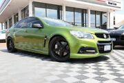 2015 Holden Commodore VF MY15 SS V Redline Green 6 Speed Sports Automatic Sedan Alfred Cove Melville Area Preview