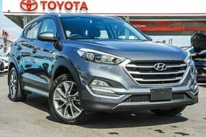2018 Hyundai Tucson TL MY18 Active X (FWD) Pepper Gray 6 Speed Automatic Wagon