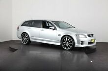 2009 Holden Commodore VE MY10 SS Silver 6 Speed Automatic Sportswagon Mulgrave Hawkesbury Area Preview