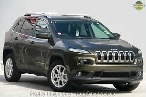 2014 Jeep Cherokee KL MY15 Longitude True Blue 9 Speed Sports Automatic Wagon Blacktown Blacktown Area Preview