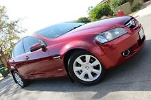 2009 Holden Berlina VE MY10 Red 6 Speed Sports Automatic Sedan Nailsworth Prospect Area Preview
