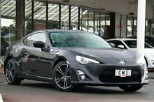2013 Toyota 86 ZN6 GTS Tornado Grey 6 Speed Manual Coupe Christies Beach Morphett Vale Area Preview