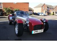 Caterham 7 . Super 7 classic series 3