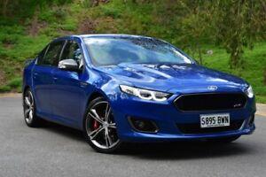 2015 Ford Falcon FG X XR8 Blue 6 Speed Manual Sedan St Marys Mitcham Area Preview