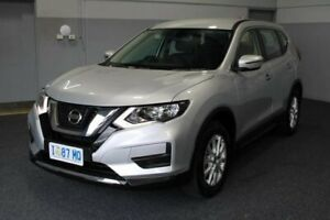 2020 Nissan X-Trail T32 Series II ST Silver Constant Variable Glenorchy Glenorchy Area Preview
