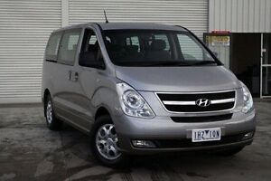 2011 Hyundai iMAX TQ-W Silver 4 Speed Automatic Wagon Seaford Frankston Area Preview