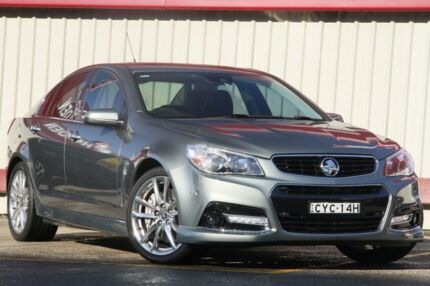2014 Holden Commodore VF SS-V Redline Prussian Steel 6 Speed Automatic Sedan Homebush Strathfield Area Preview