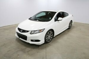 2013 Honda Civic Cpe SI HFP Accident Free,  Bluetooth,