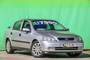 2004 Holden Astra TS MY03 CD Silver 4 Speed Automatic Sedan Ringwood East Maroondah Area Preview