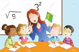 Maths tutor (female), highly qualified (PhD in maths)