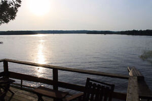 Moira Lake Cottage Rental - Book your vacation now