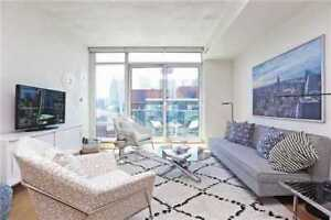 Sun Soaked Corner In St.Lawrence Boutique Bldng w.South Views!