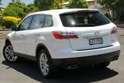 2012 Mazda CX-9 TB10A4 MY12 Luxury White 6 Speed Sports Automatic Wagon Chermside Brisbane North East Preview