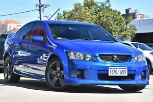 2010 Holden Commodore VE II SS Blue 6 Speed Automatic Sedan Victoria Park Victoria Park Area Preview