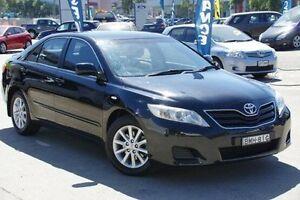 2009 Toyota Camry Black Automatic Sedan Greenacre Bankstown Area Preview