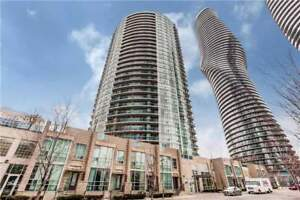 1 Bed Plus Den Condo In The Heart Of Downtown Mississauga